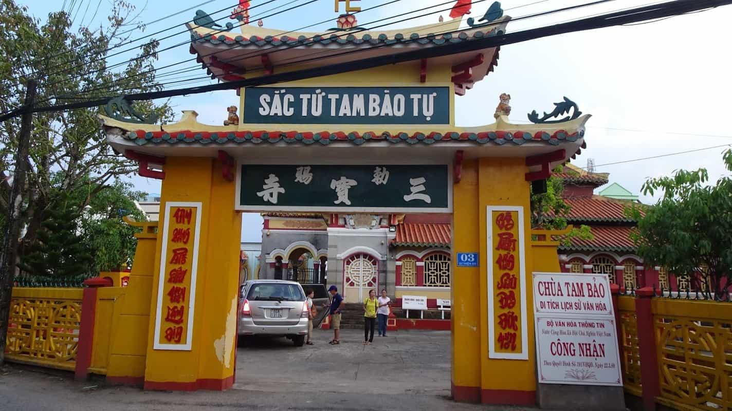 chùa Tam Bảo Rạch Giá