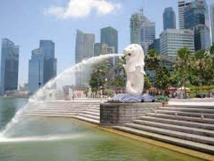 Singapore – Đảo Sentosa 4n3đ Bay Vj