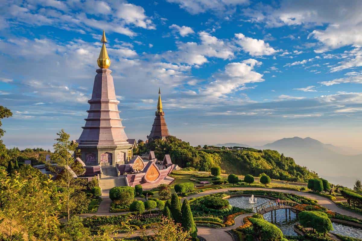 Thái Lan thanh bình xinh đẹp