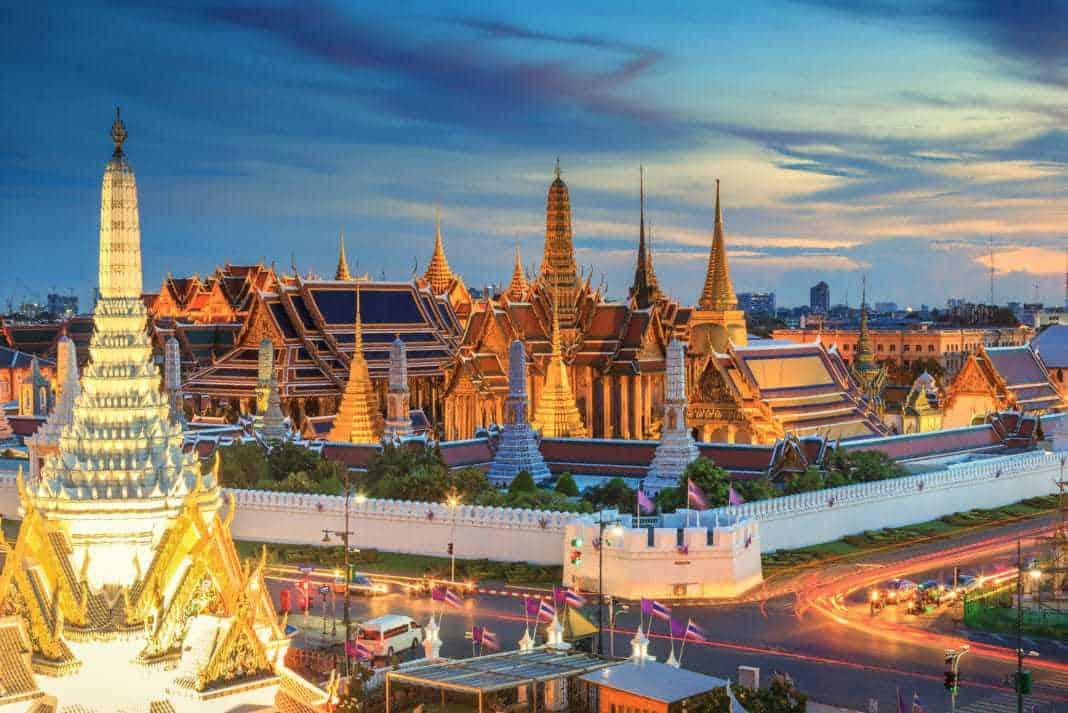 Kinh nghiệm đi chơi Thái Lan