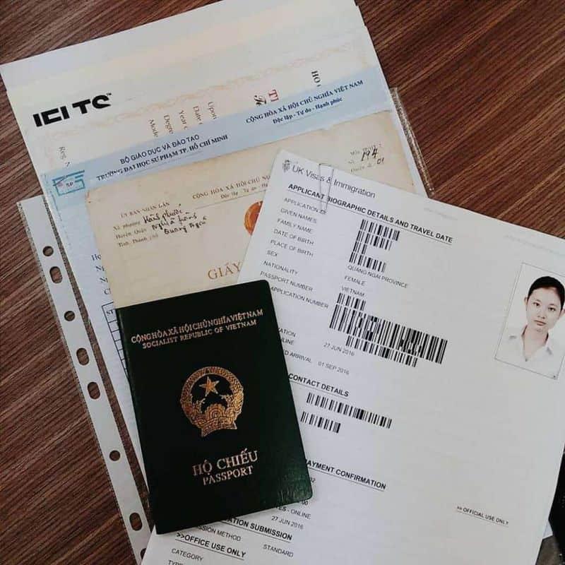 Sau khoảng 14 ngày kể từ ngày tiếp nhận hồ sơ, bạn sẽ nhận được hộ chiếu.