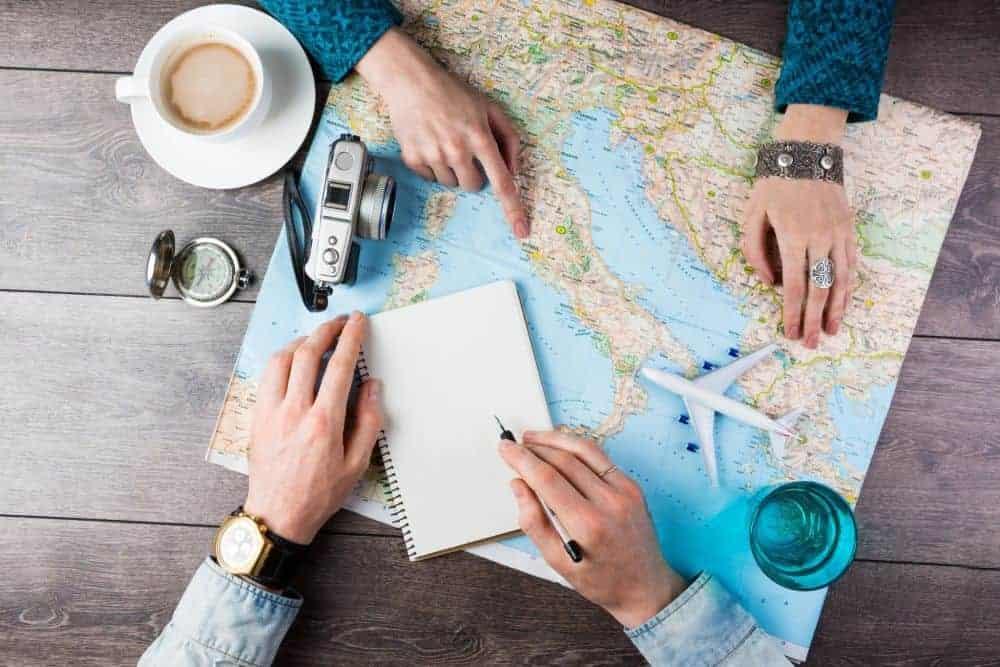 Kế hoạch du lịch Thái Lan