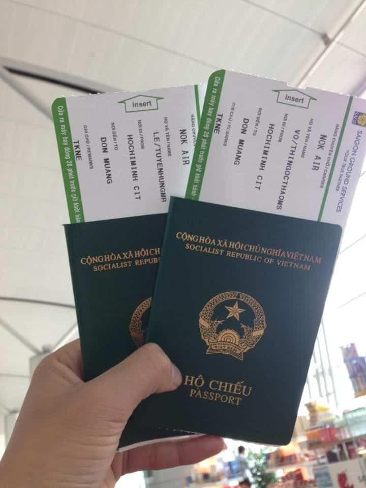 Passport là điều kiện để bạn nhập cảnh sang một quốc gia khác