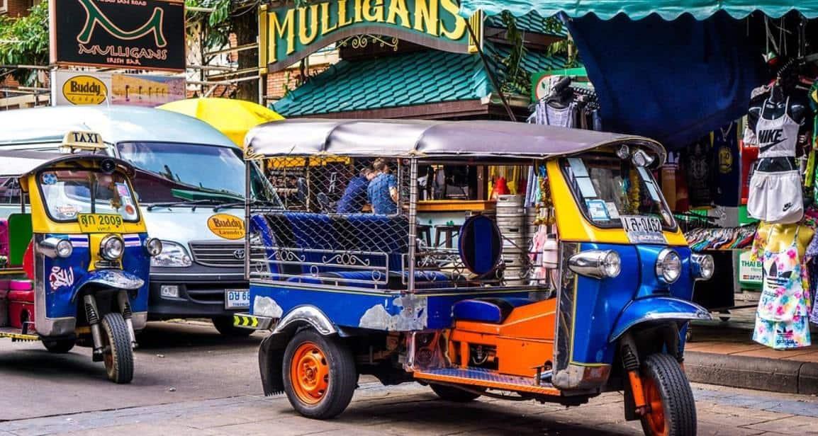 Du lịch Thái Lan hết bao nhiều tiền