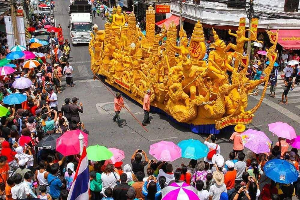 Lễ hội Phật giáo Khao Phansa