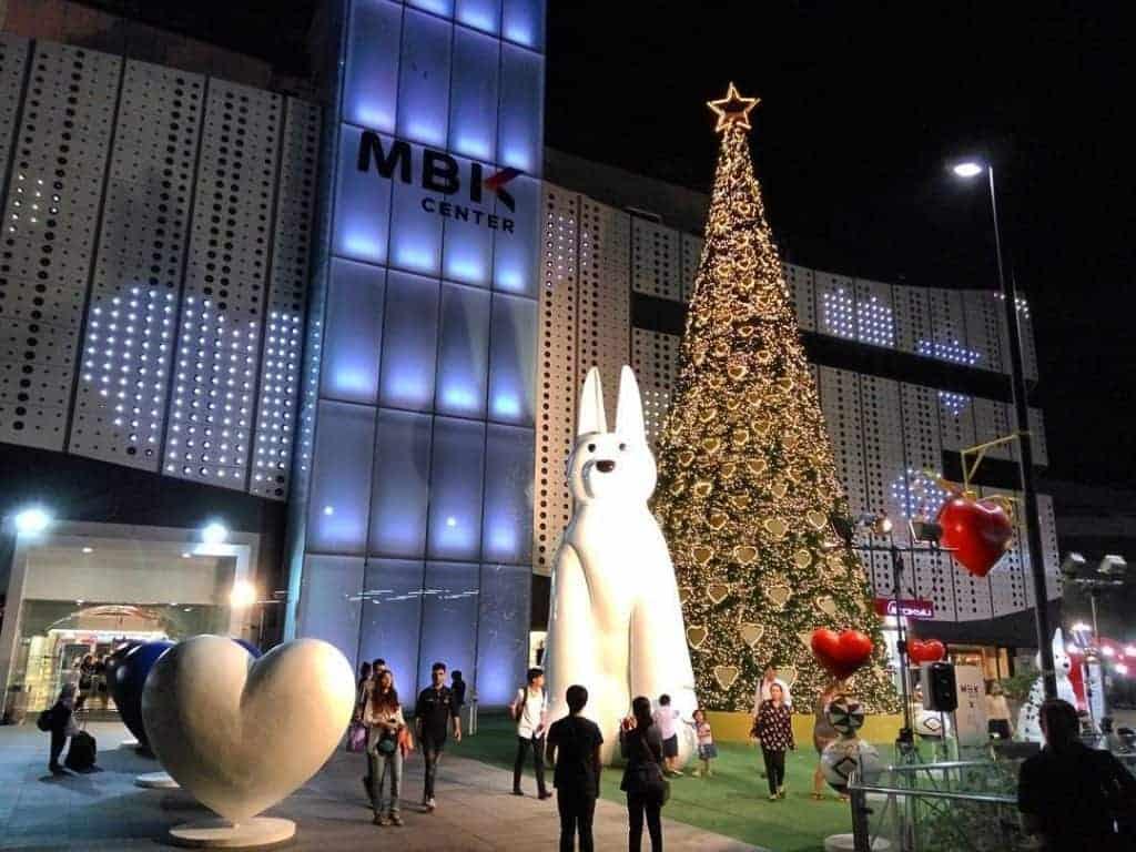Giáng sinh tại Thái Lan