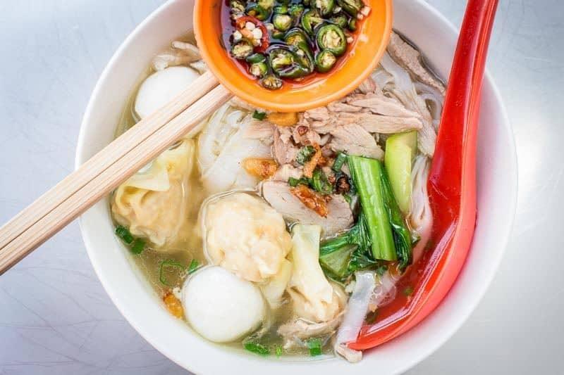 Koay Teow soup