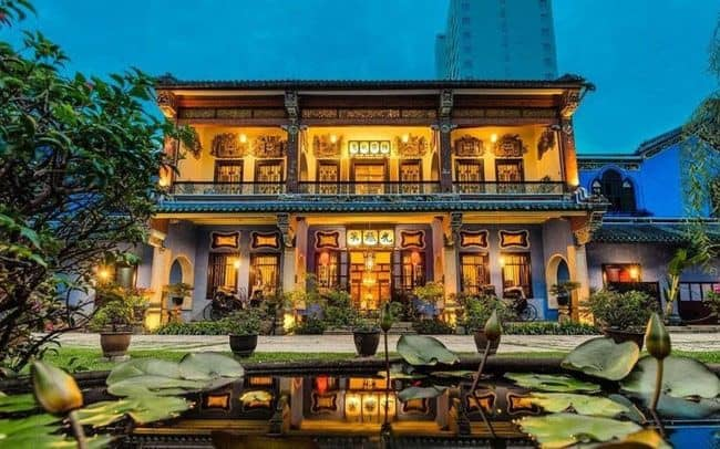 Dinh thự Cheong Fatt Tze Mansion