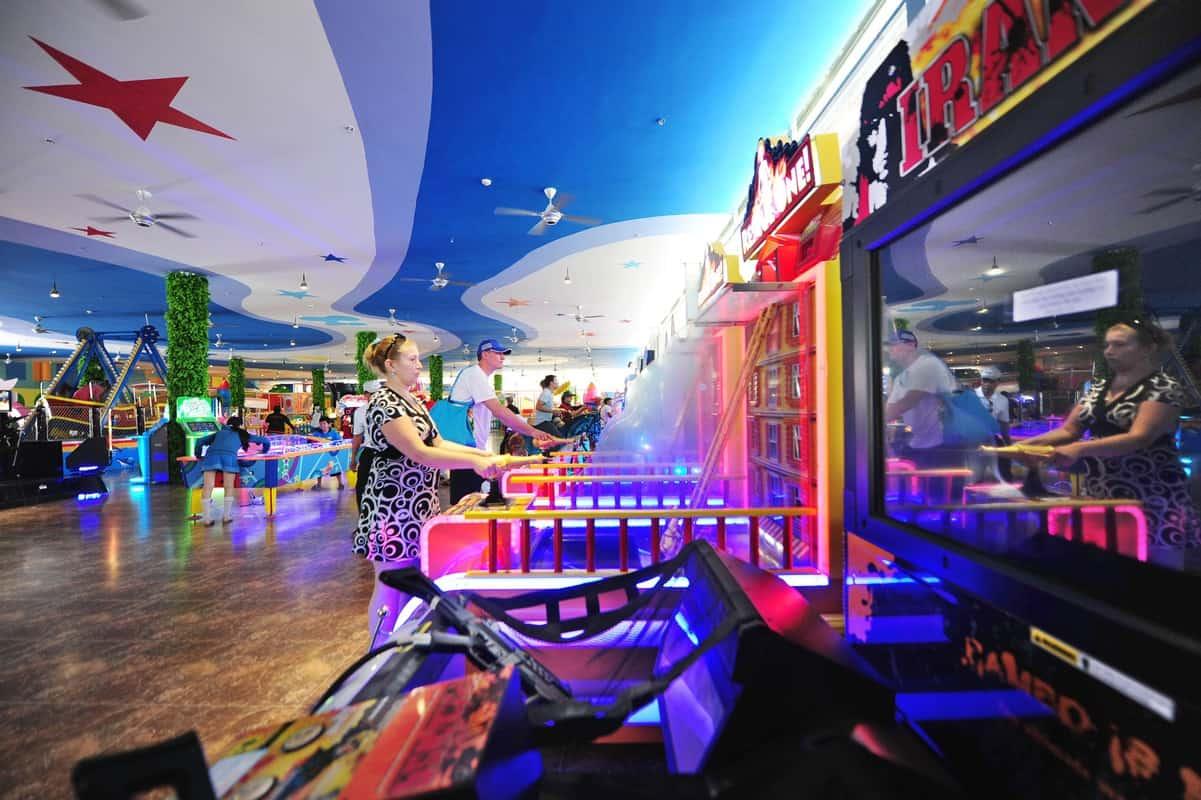 Khu vui chơi trong nhà tại Vipearl Phú Quốc