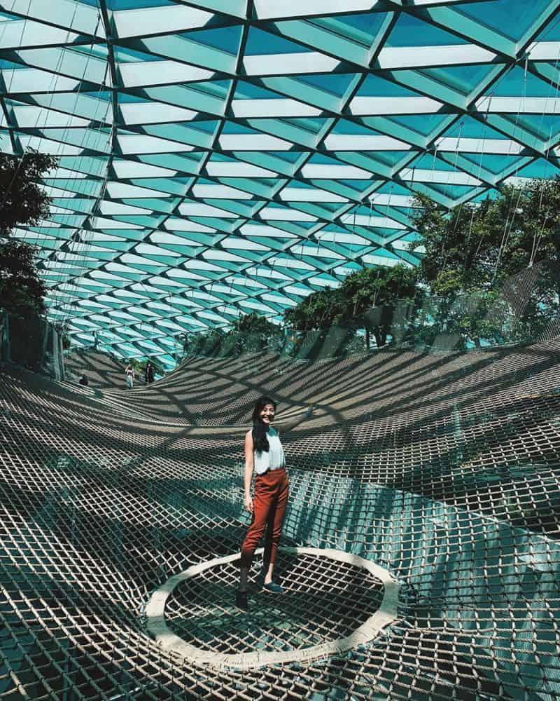 Thác nước Singapore