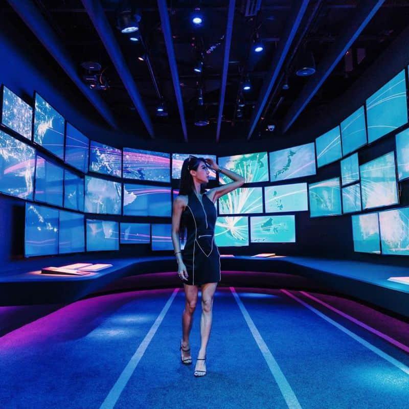 Changi Experience Studio - Một trải nghiệm vô cùng tuyệt vời và mới lạ.