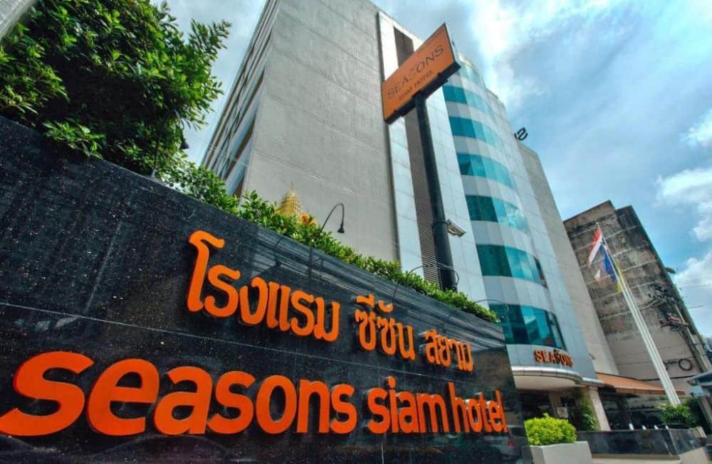 Khách sạn Season Siam Bangkok