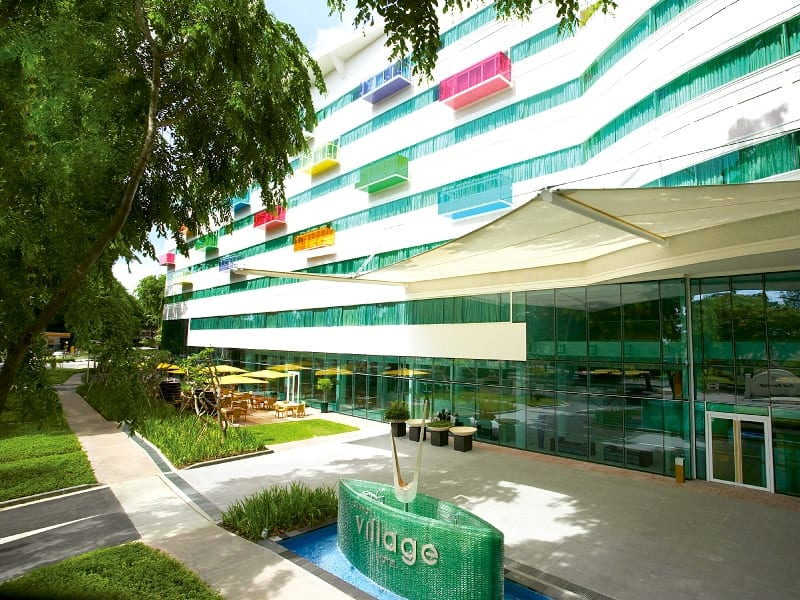Village Hotel Changi by Far East Hospitality Singapore