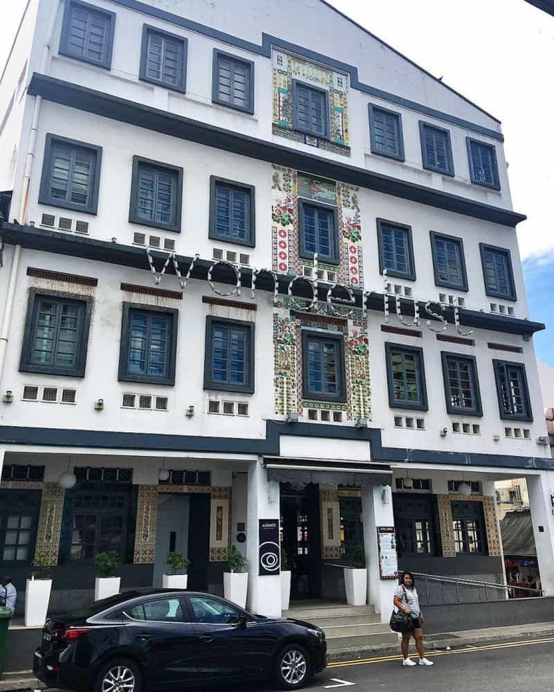 Khách sạn giá rẻ Wanderlust