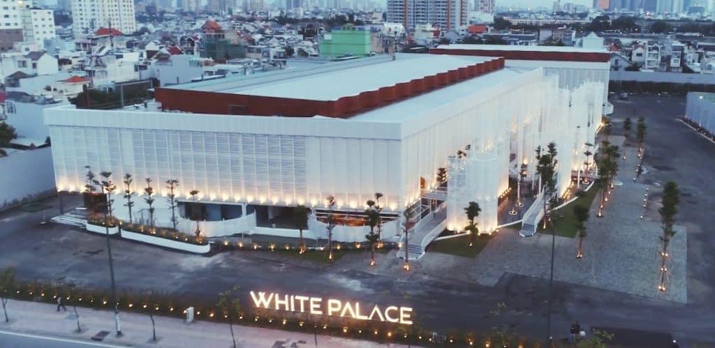 Không gian xung quanh White Palace