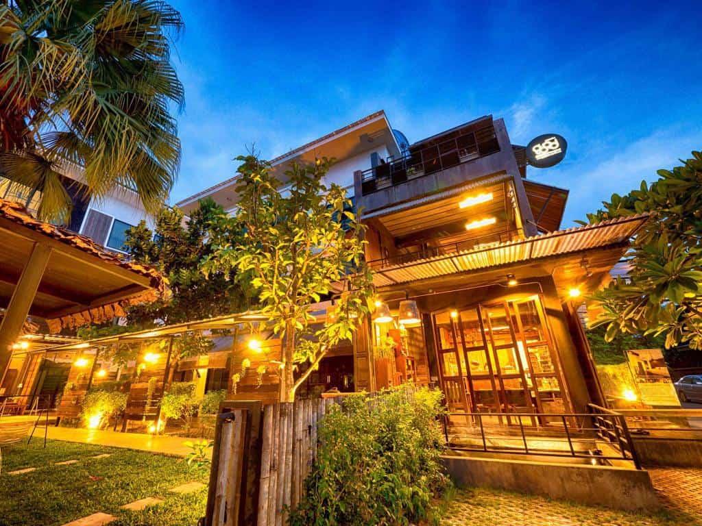 Khách sạn Gord Chiangmai