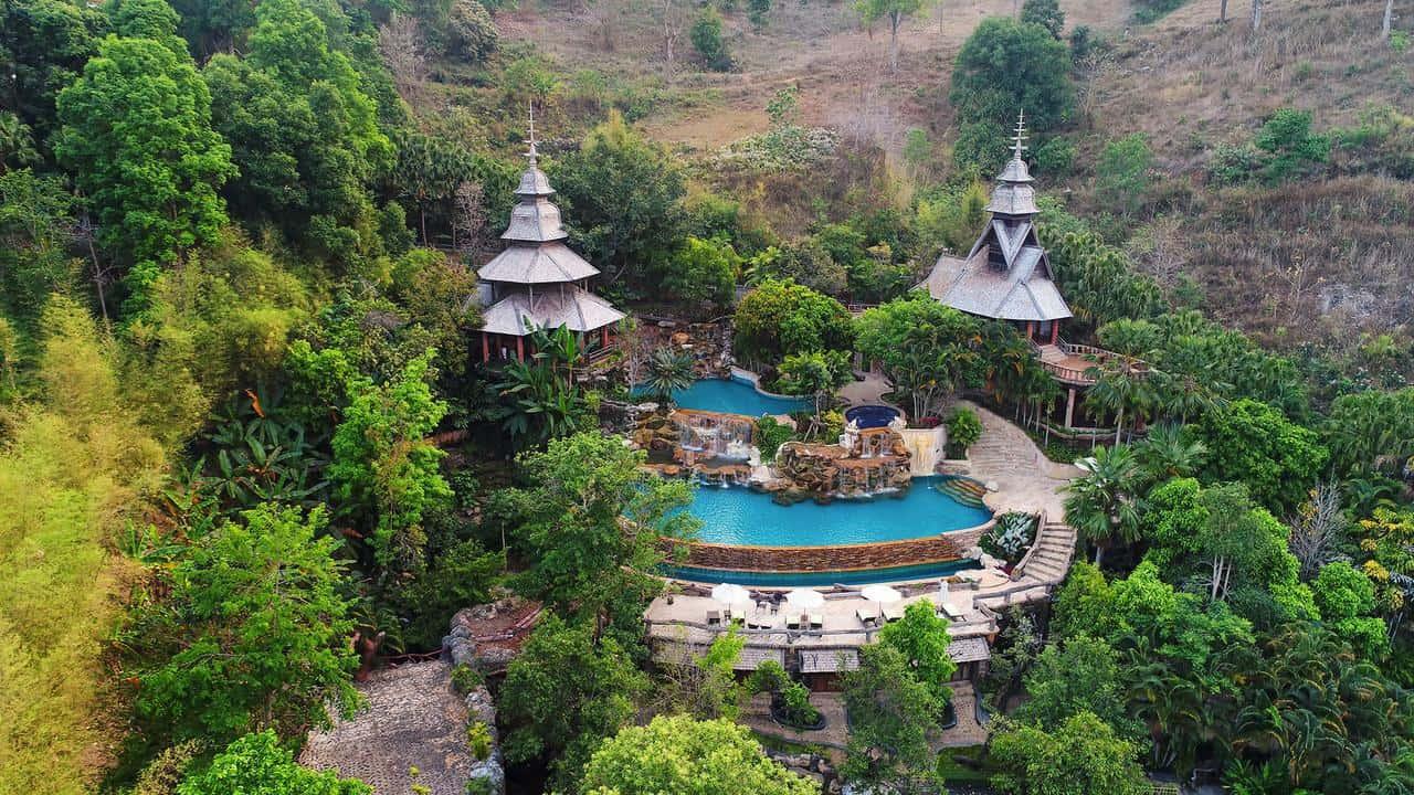 Khách sạn có View đẹp tại Chiang Mai