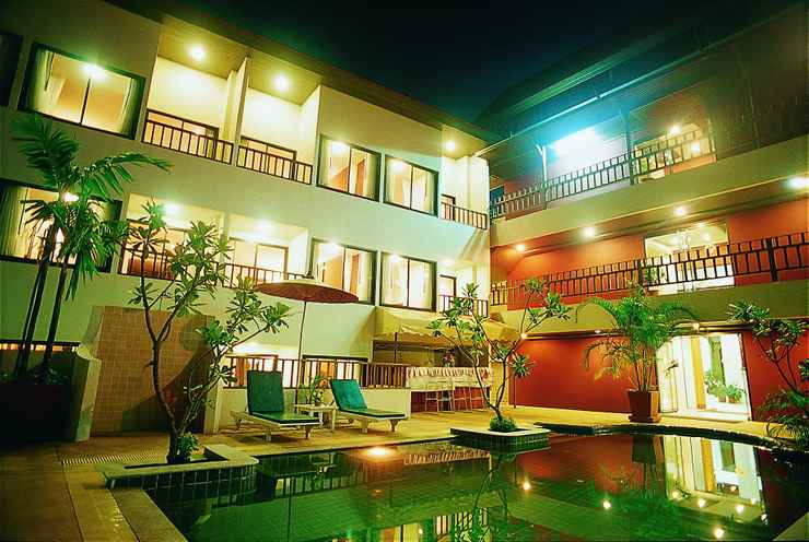 Khách sạn giá rẻ tại Chiang Mai Thái Lan