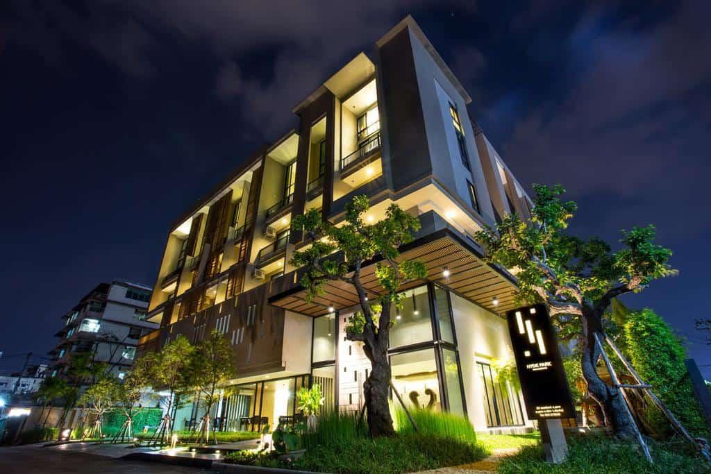Khách sạn ở Chiang mai Thái Lan