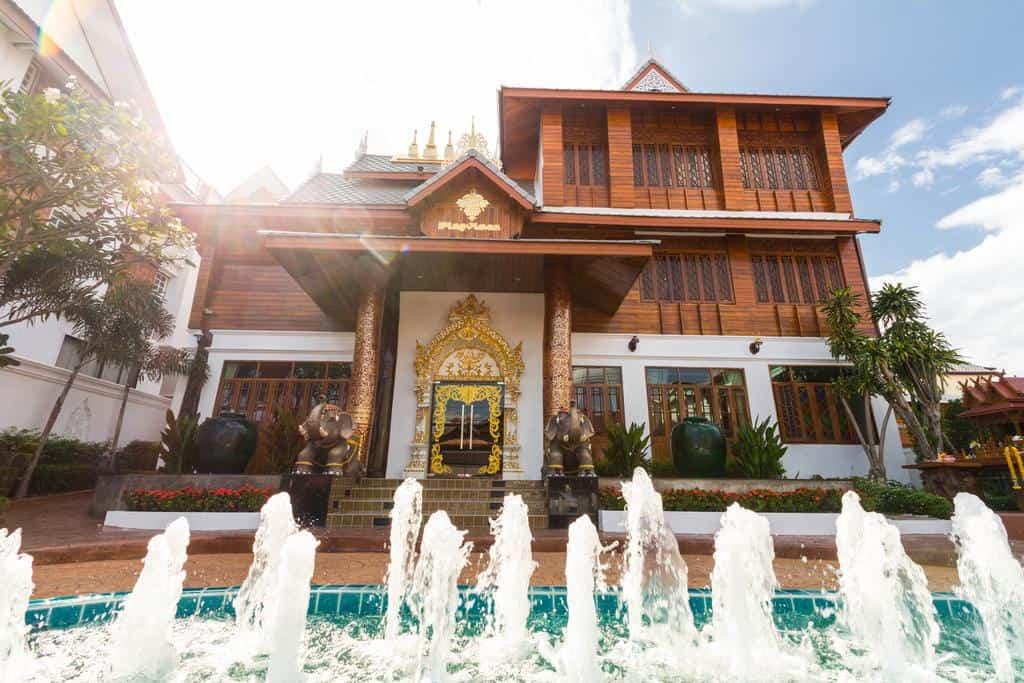 Khách sạn Pingviman Hotel Chiang Mai Thái Lan