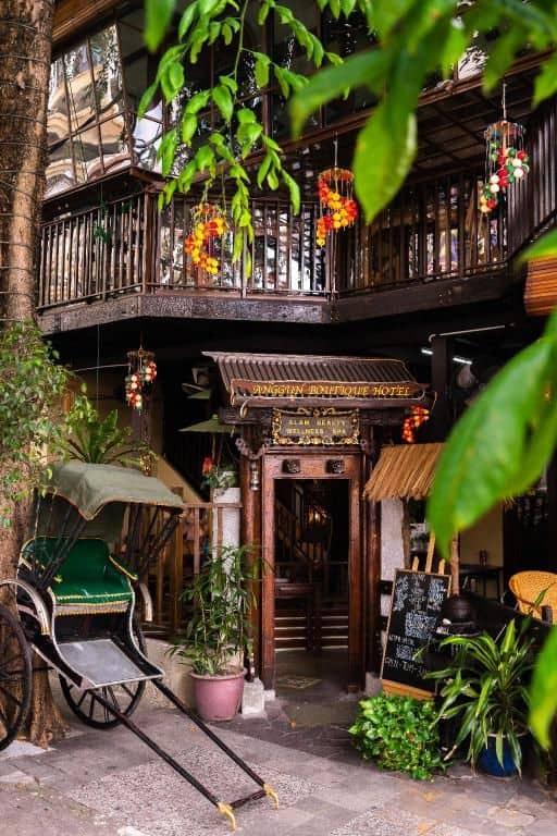 Khách sạn Anggun Boutique