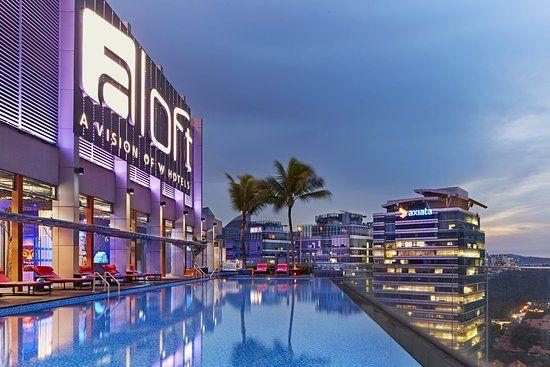 Khách sạn Aloft Kuala Lumpur Central