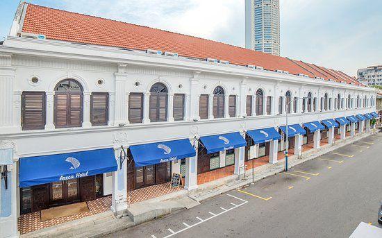khách sạn ở penang malaysia