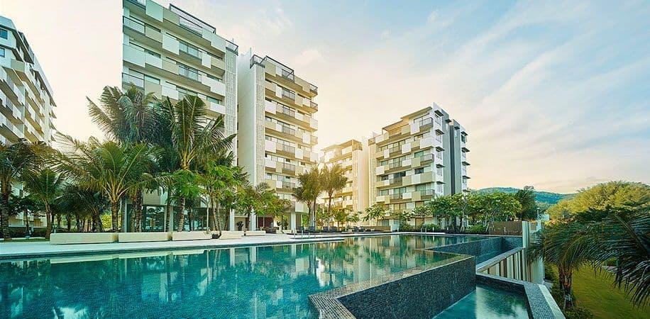 Khách sạn ở Penang Malaysia có view cực kỳđẹp