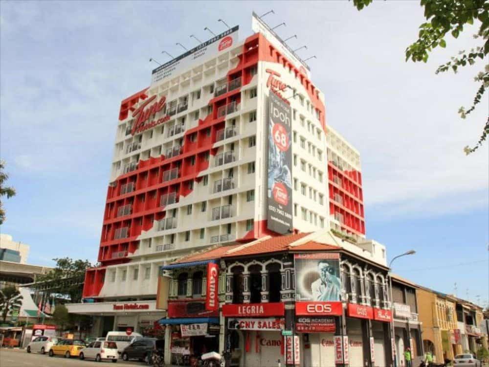 Khách sạn giá rẻ chất lượng ở penang malaysia