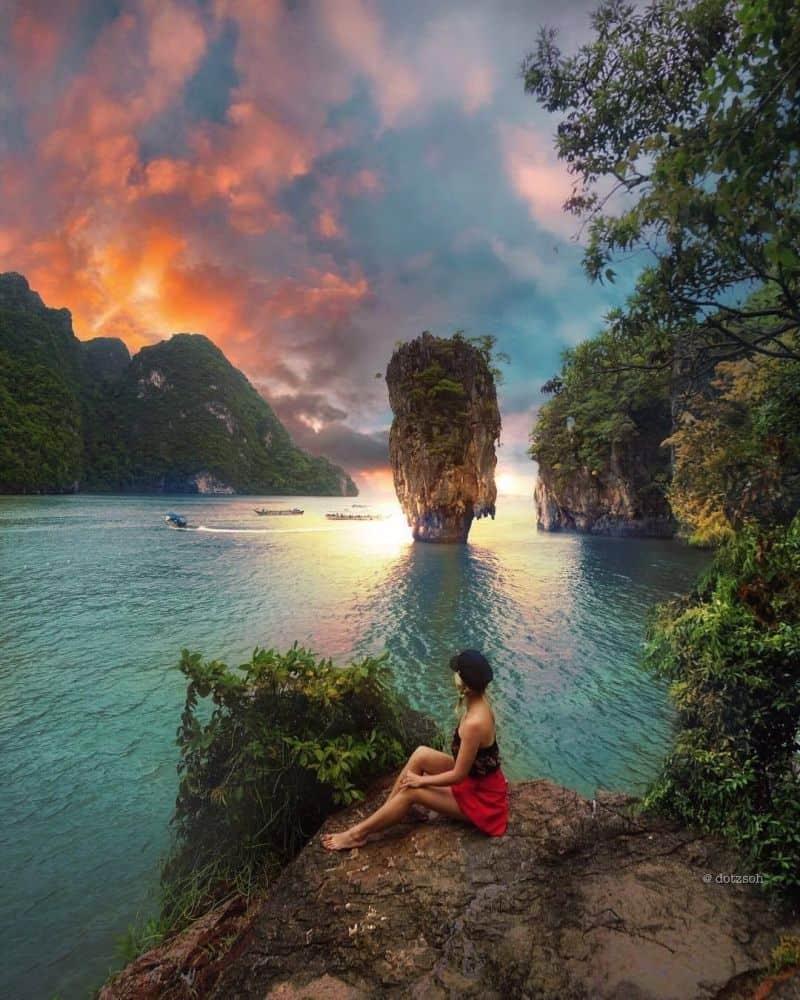 du lịch tự túc phuket