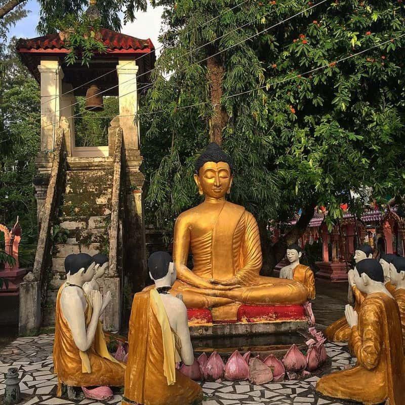 Wat Phra Nang Sang Phuket