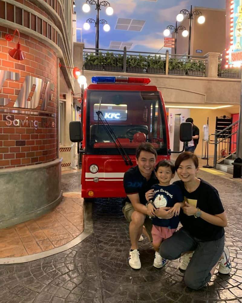 Công vên KidZania Singapore