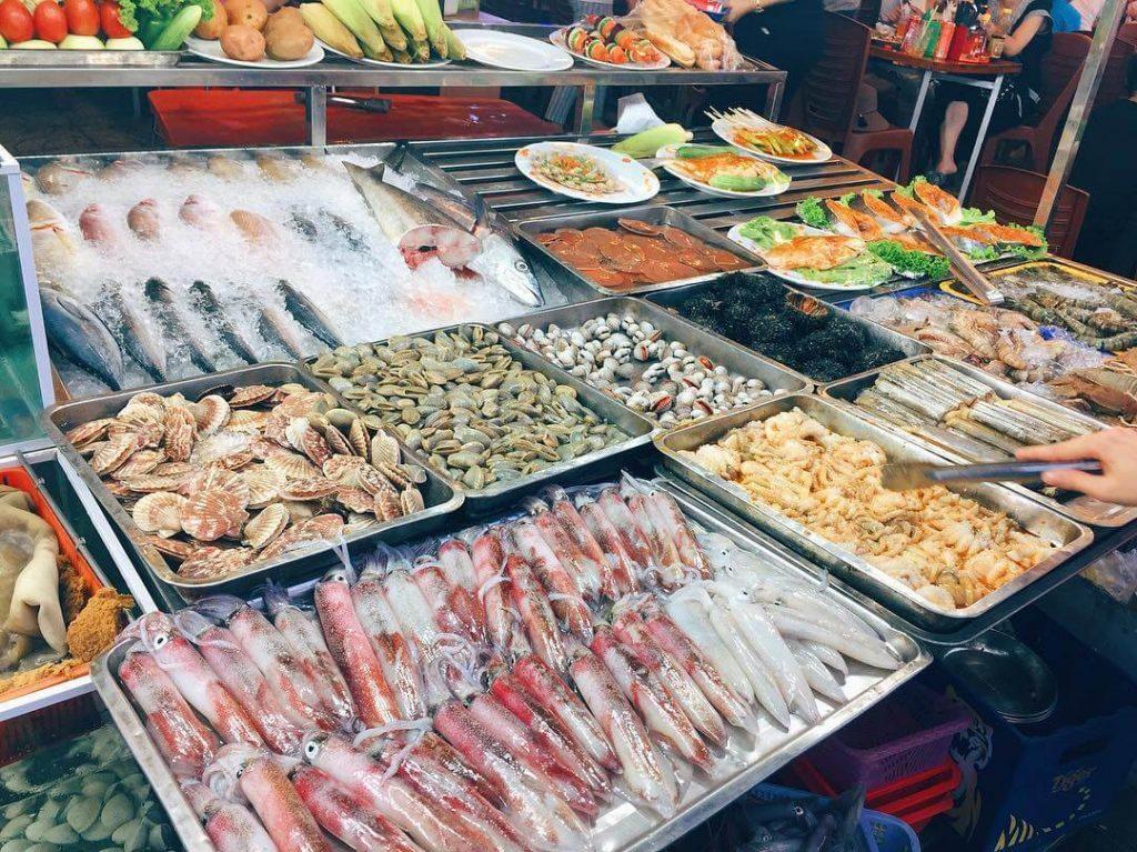 Hải Sản Ở Phú Quốc