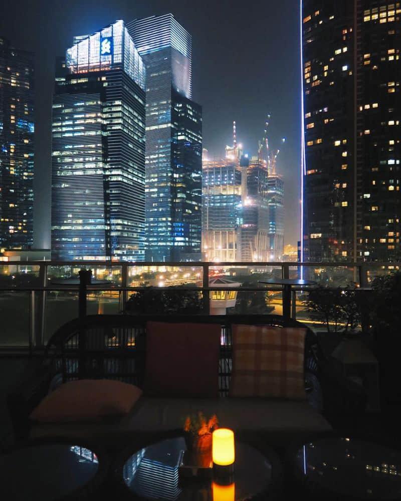 lantern-bar quán bar ở Singapore