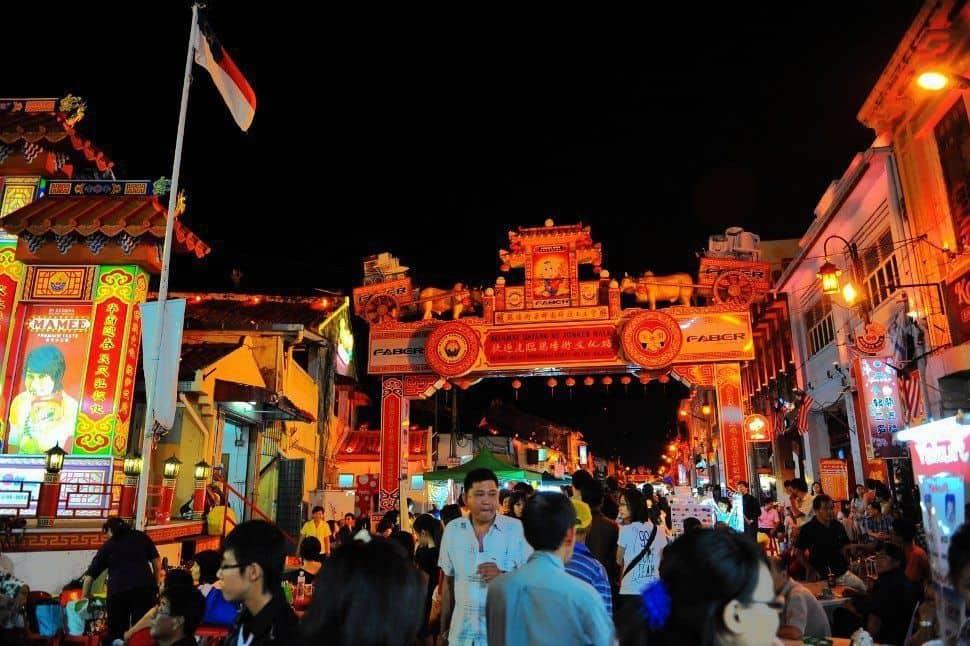 Du lịch ở Malacca Malaysia