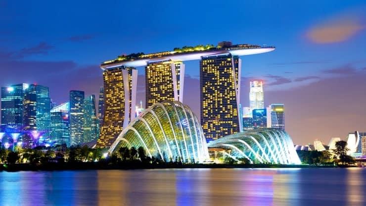 Marina Bay Sands là gì