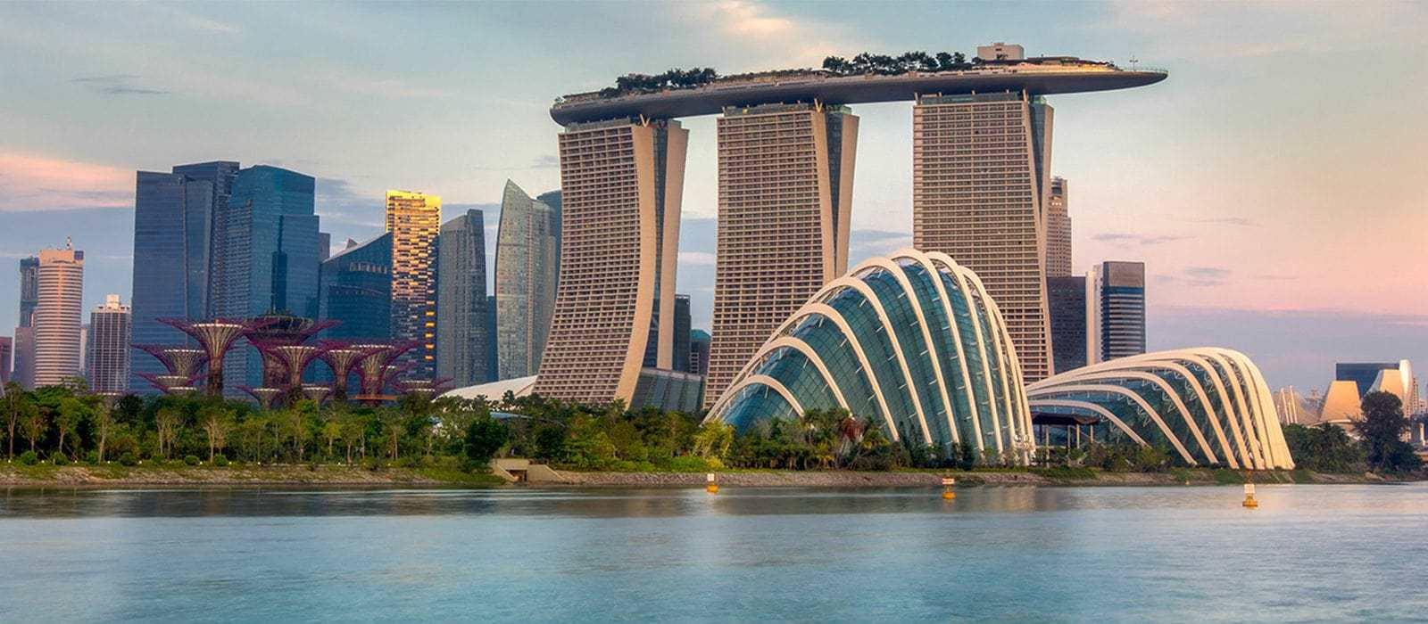 Marina Bay Sands ở đâu