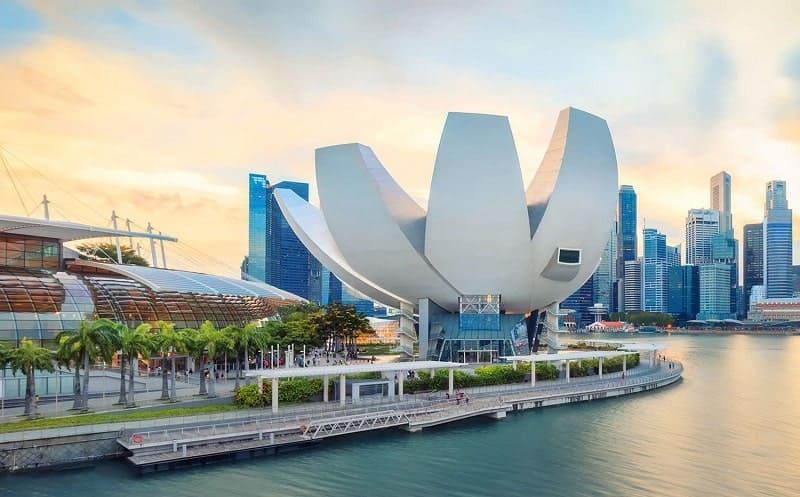 Tham quan Marina Bay Sands
