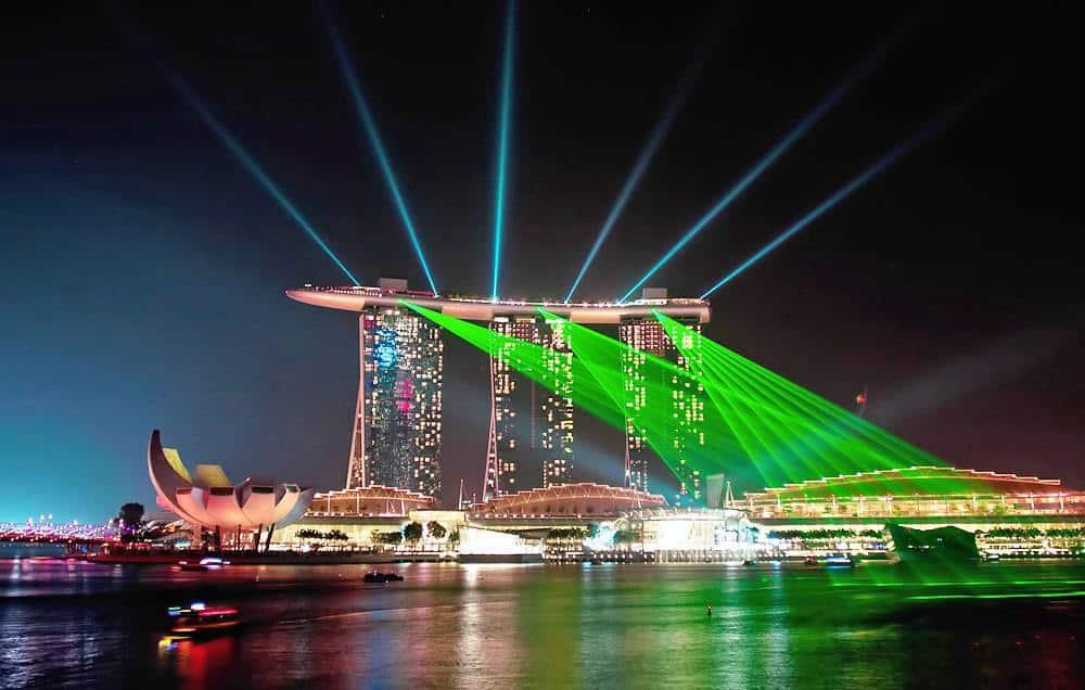 Kinh nghiệm đi Marina Bay Sands