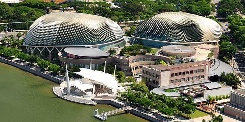 Cách tham quan Marina Bay Sands