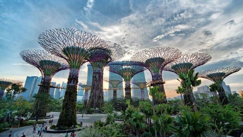 Marina Bay Sands Singapore có gì