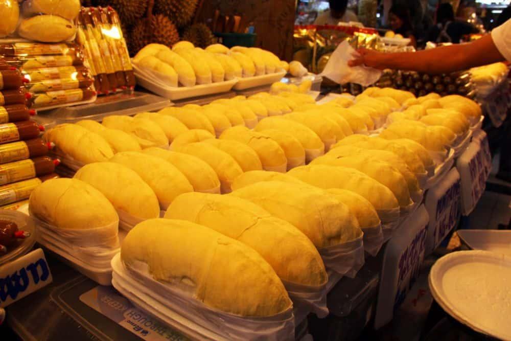 các món ăn đường phố ở thái lan