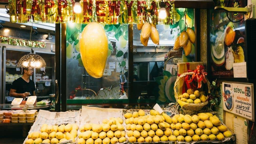 món ăn ngon bangkok thái lan