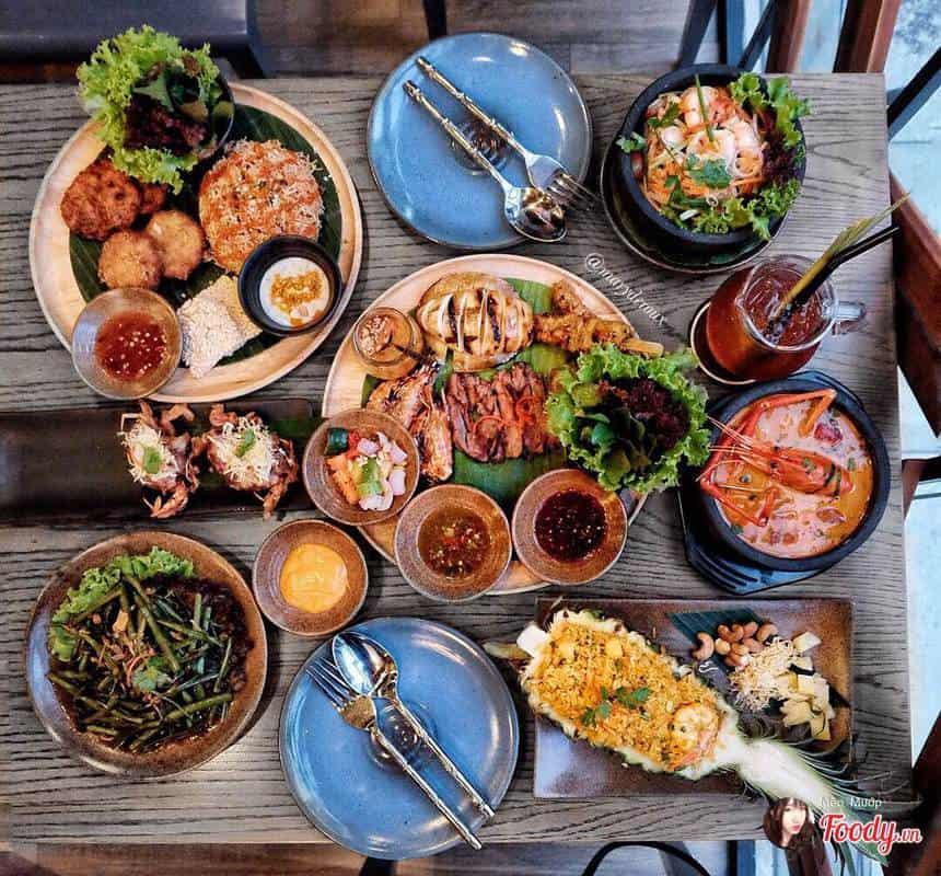 món ăn ngon ở Thái Lan