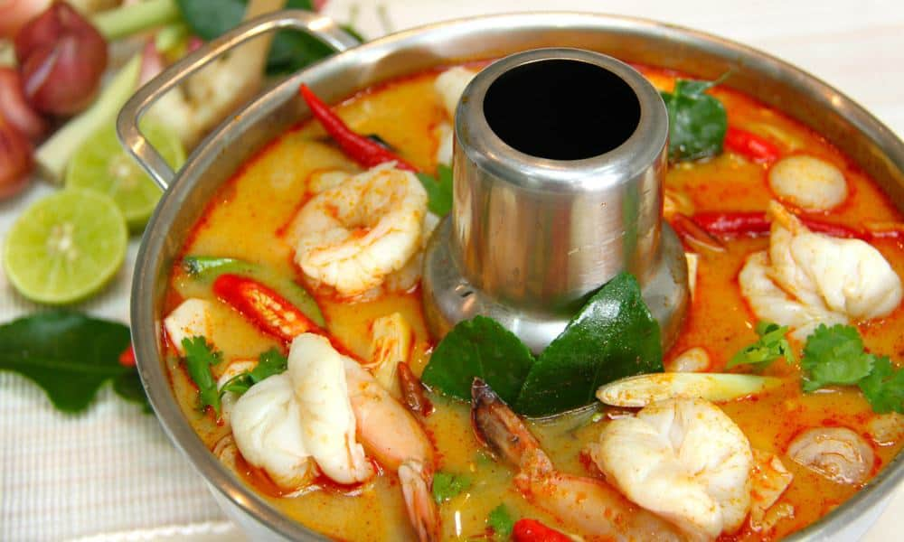các món ăn ngon ở bangkok thái lan