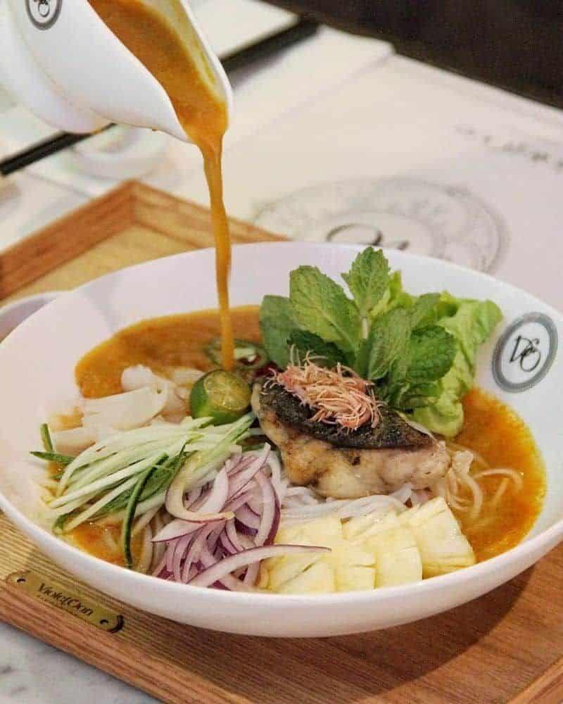 Món Ăn Truyền Thống Malaysia