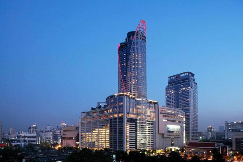 Centara Grand at CentralWorld Bangkok