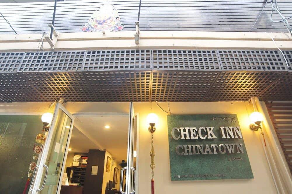 review khách sạn ở bangkok