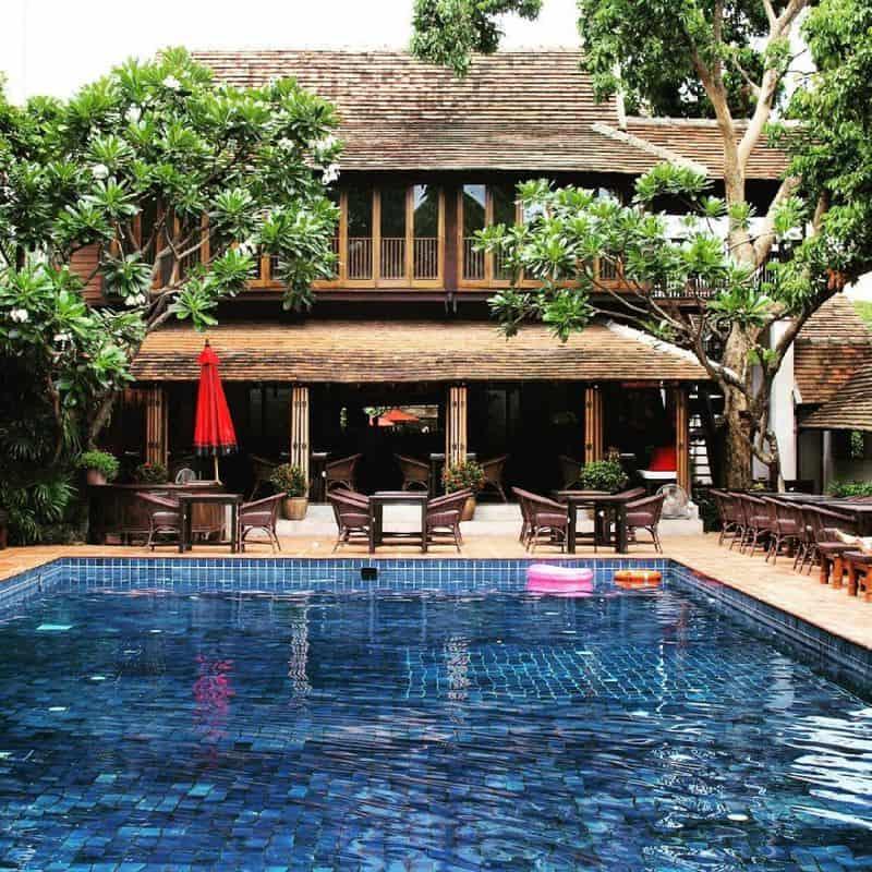 Những khách sạn ở Chiang Mai Thái Lan