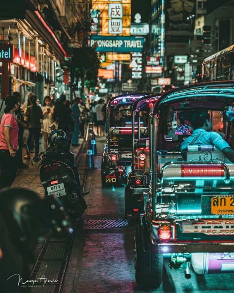 phố Tàu Bangkok